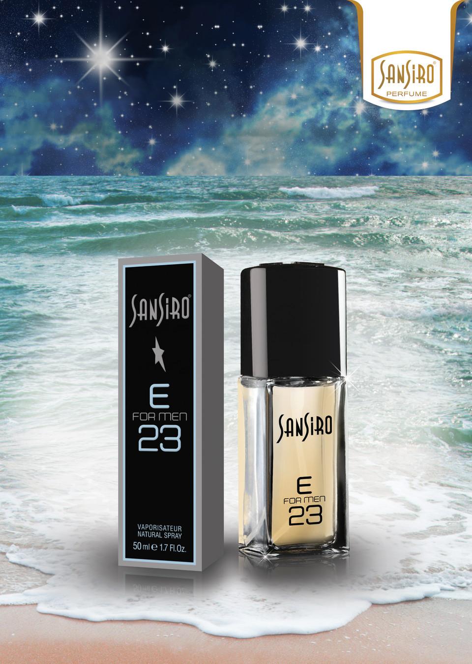 Sansiro Perfume - For Men - Melek (E23)