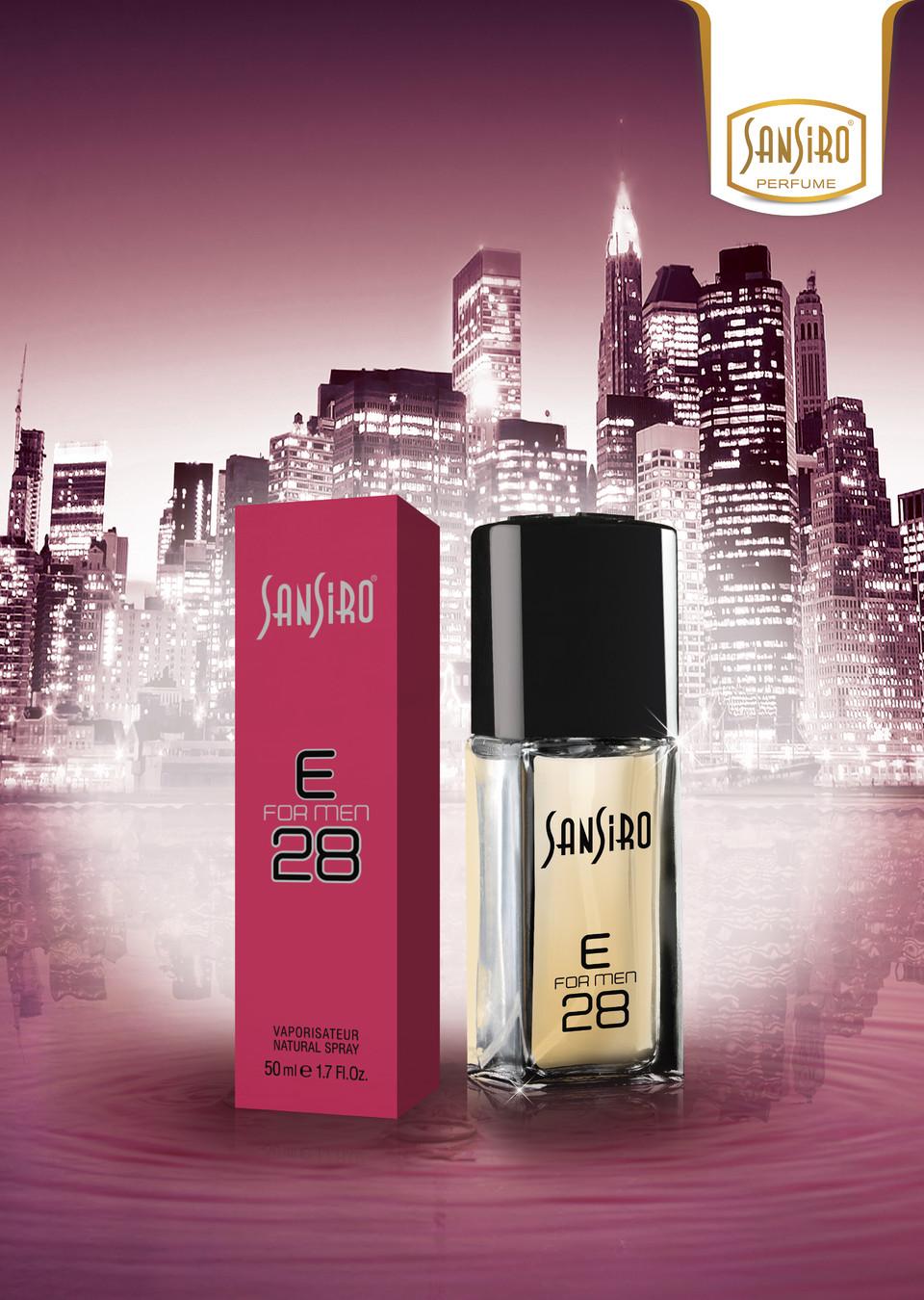 Sansiro Perfume - For Men - Romios (E28)