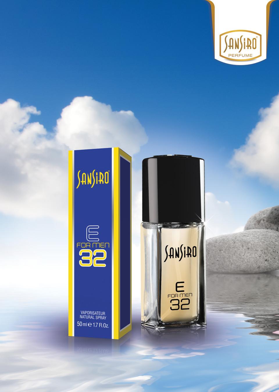 Sansiro Perfume - For Men - Extreme Blue (E32)