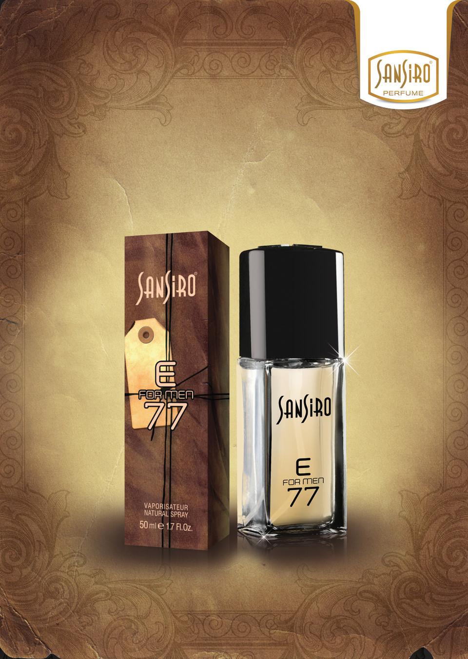 Sansiro Perfume - For Men - Vivamus (E77)
