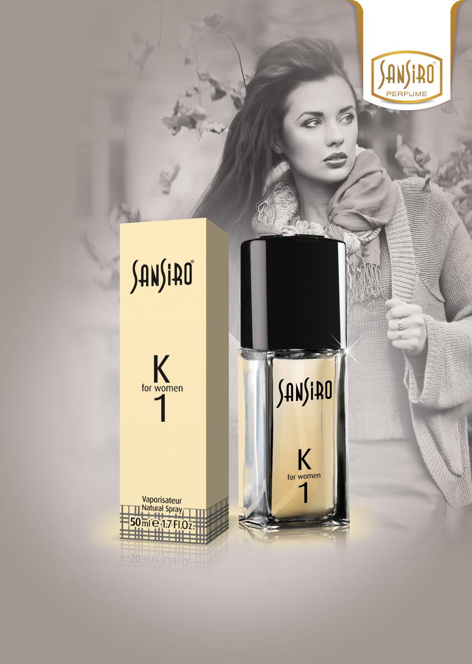 Sansiro Perfume - For Women - Berry Woman (K1)