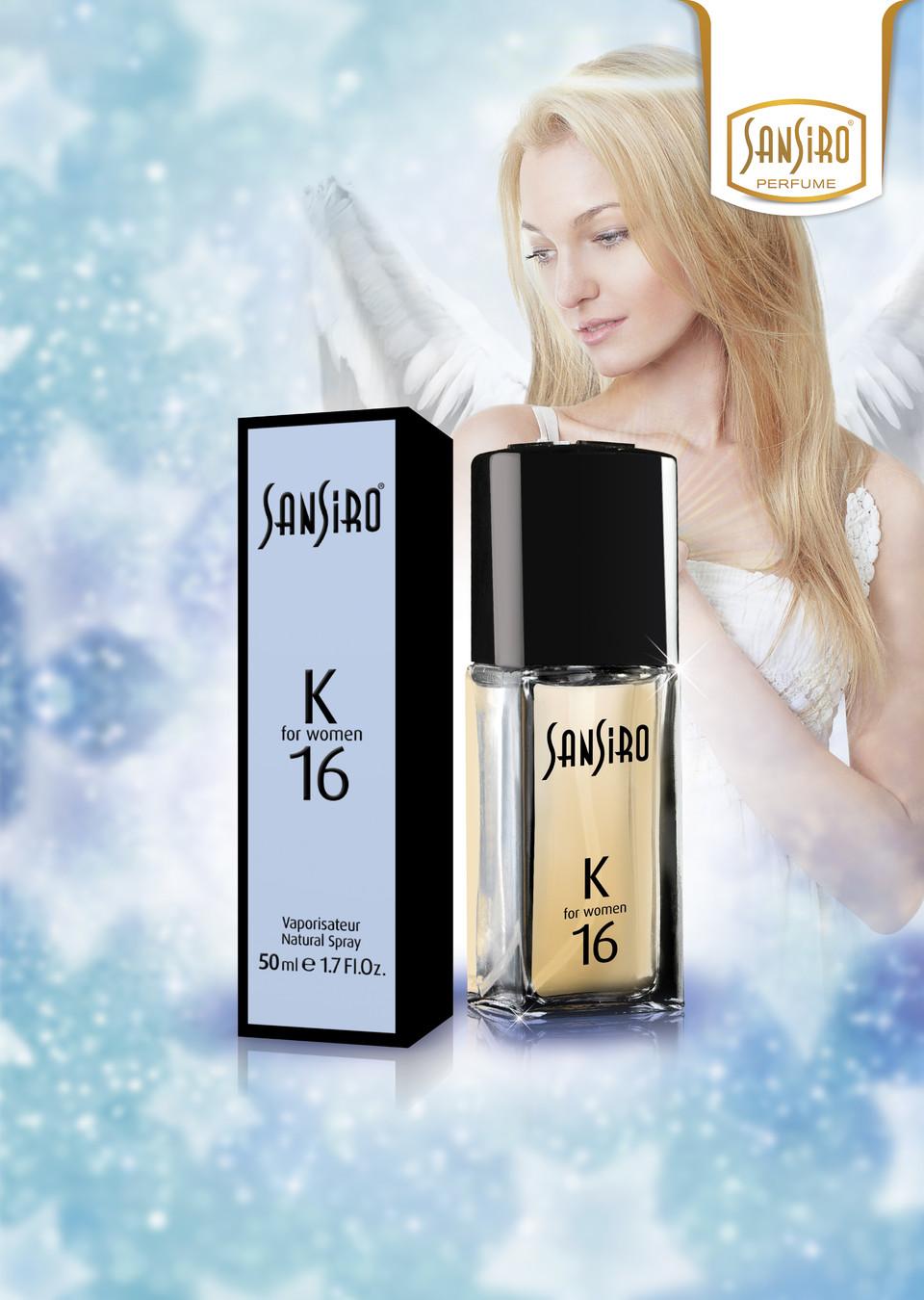 Sansiro Perfume - For Women - Melek Woman (K16)