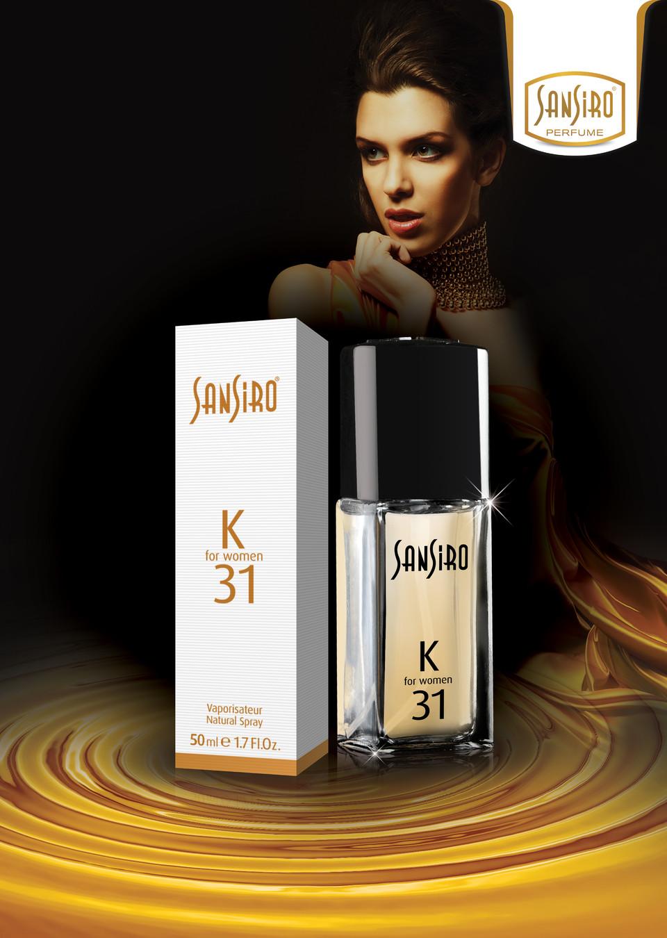 Sansiro Perfume - For Women - Jasmin (K31)