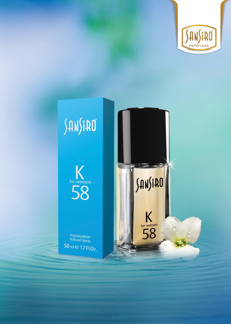 Sansiro Perfume - For Women - Melis (K58)