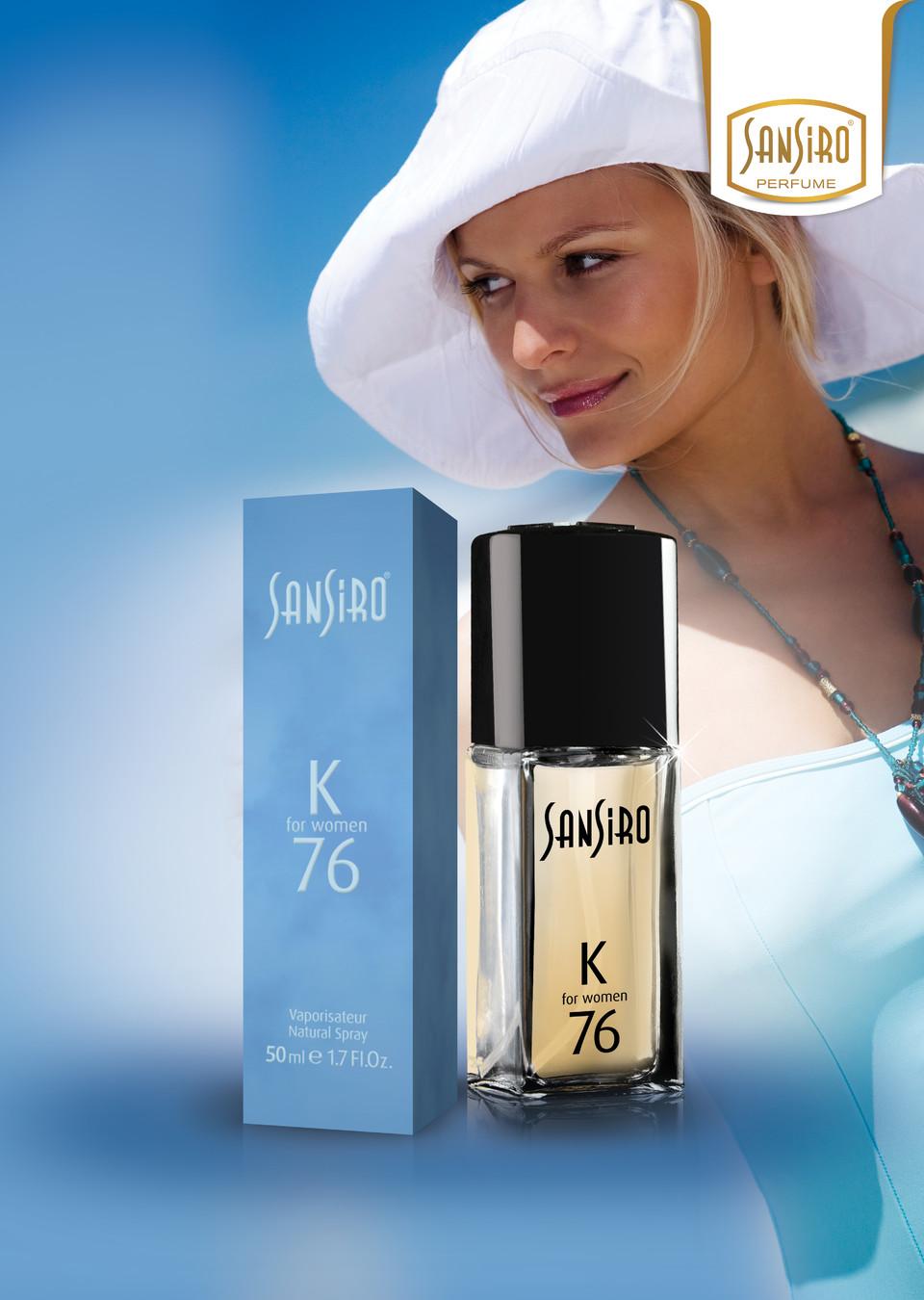Sansiro Perfume - For Women - Marvis Woman (K76)