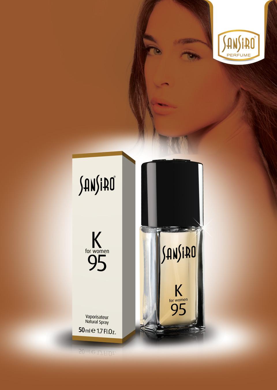 Sansiro Perfume - For Women -Blanda Woman (K95)