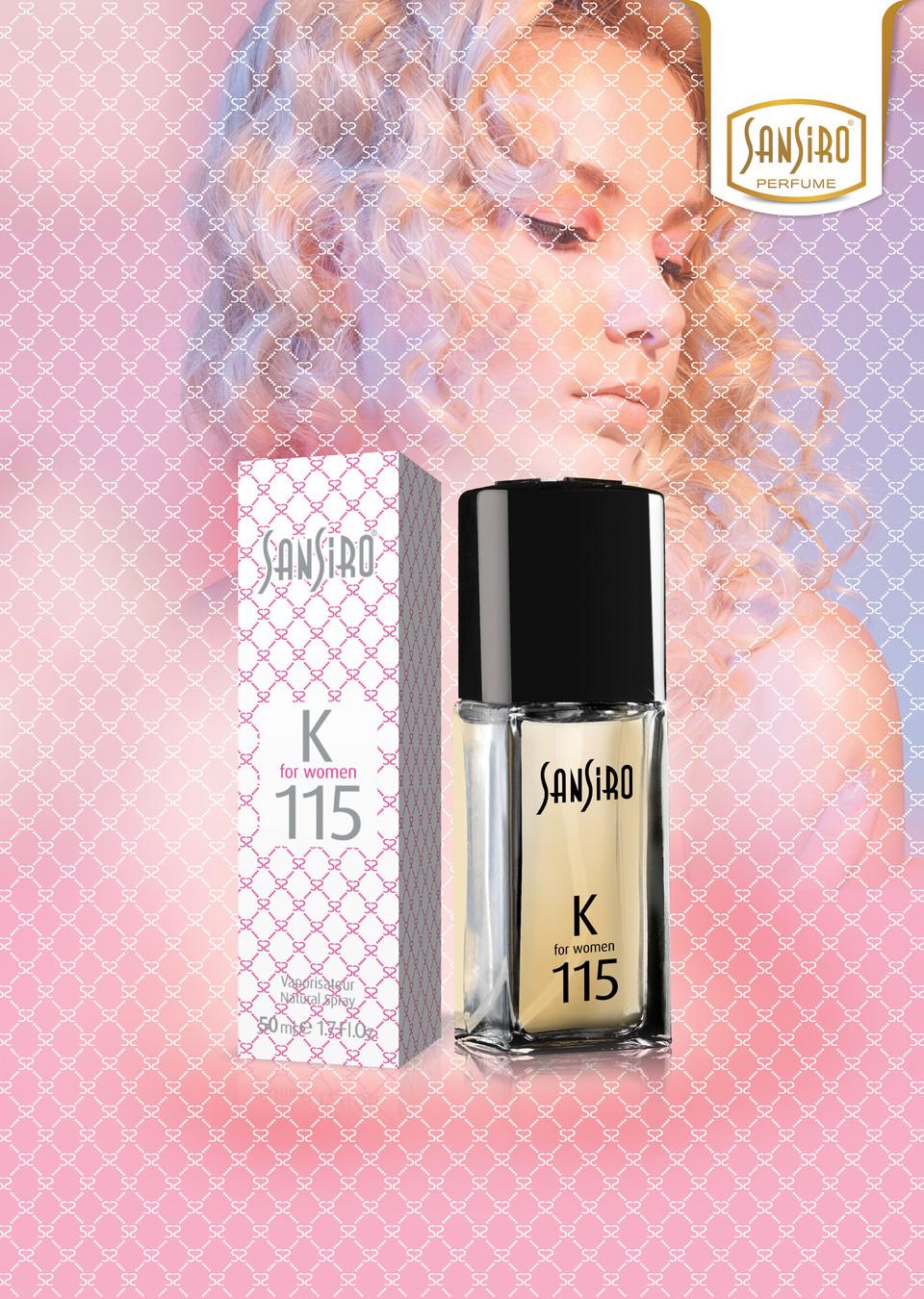 Sansiro Perfume - For Women - Cevremden (K115)