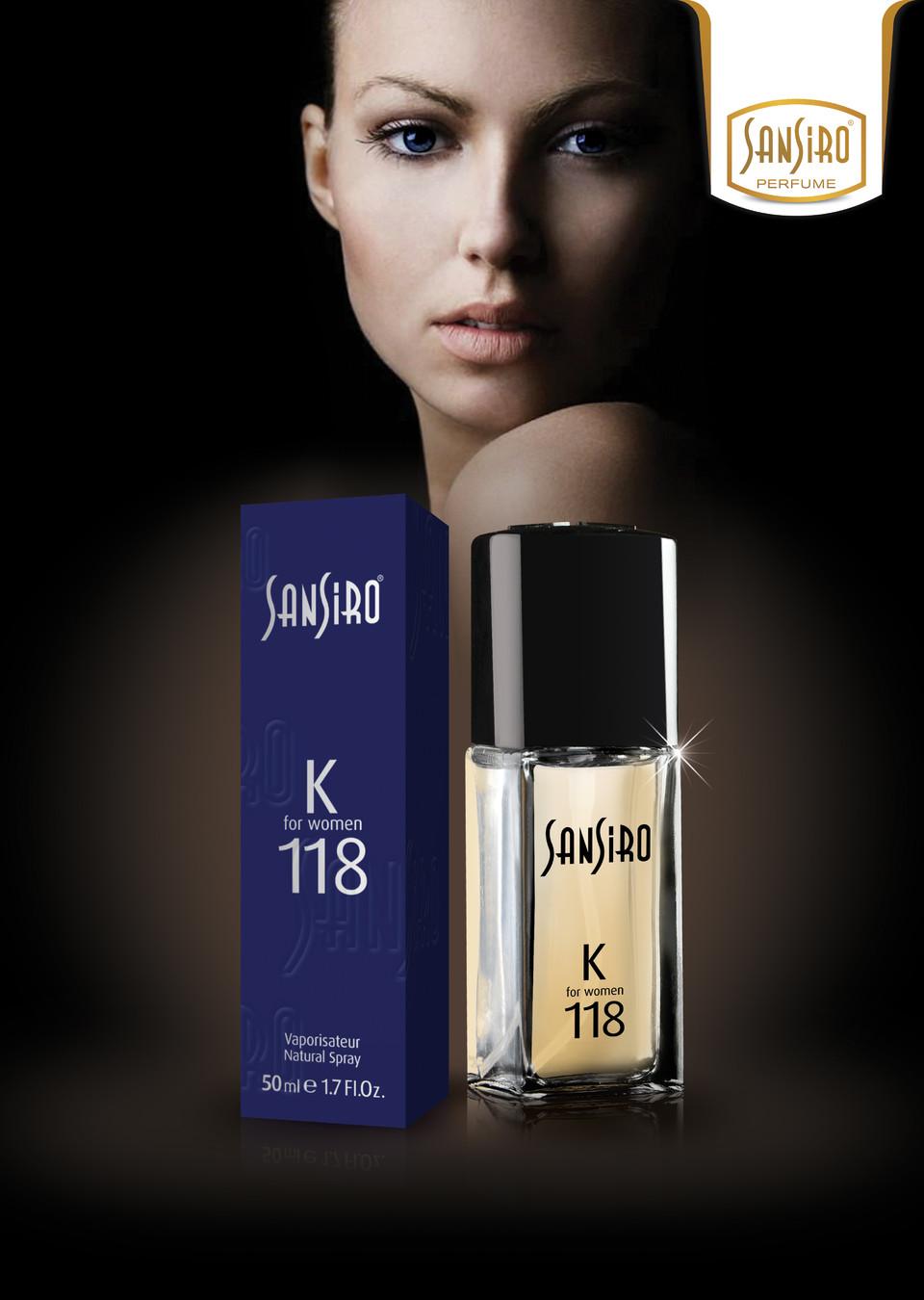 Sansiro Perfume - For Women - Iva (K118)