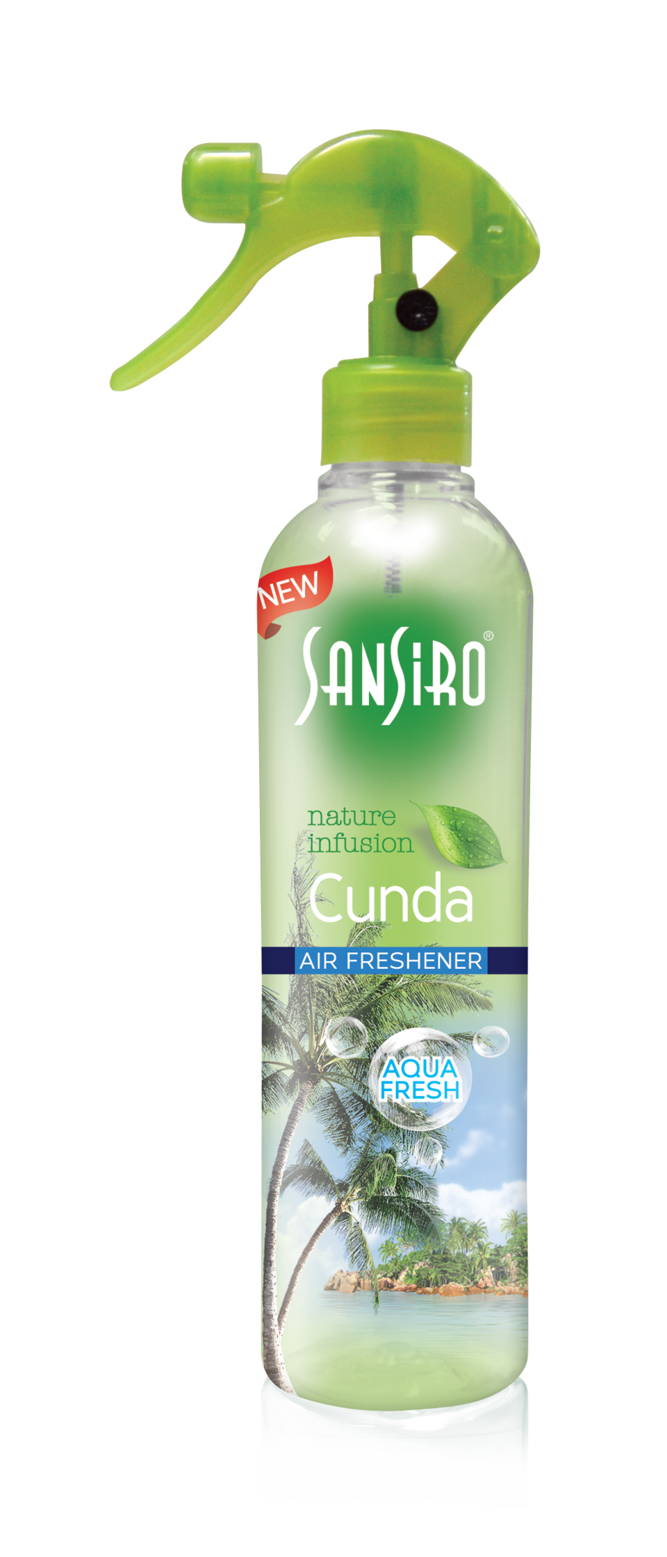 Sansiro Perfume - Raumdüfte - Air Refreshener - Cunda