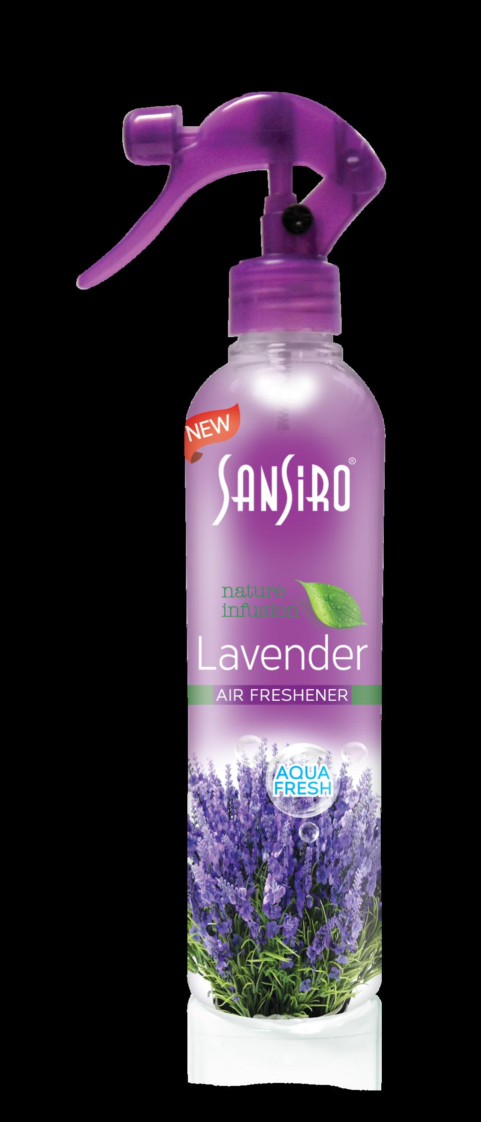 Sansiro Perfume - Raumdüfte - Air Refreshener - Lavender