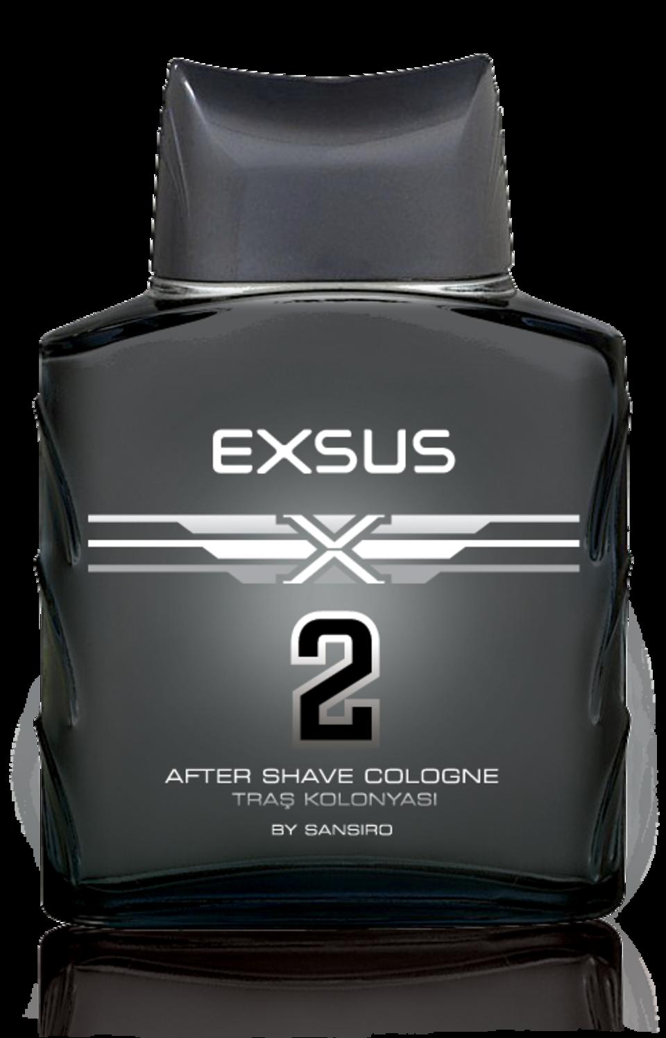 Sansiro Perfume -After Shave - Exsus 2