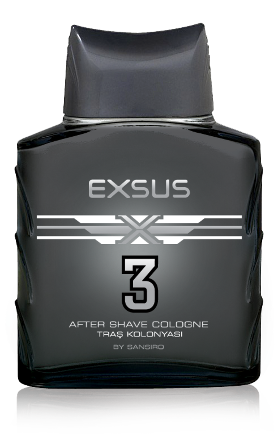 Sansiro Perfume -After Shave - Exsus 3