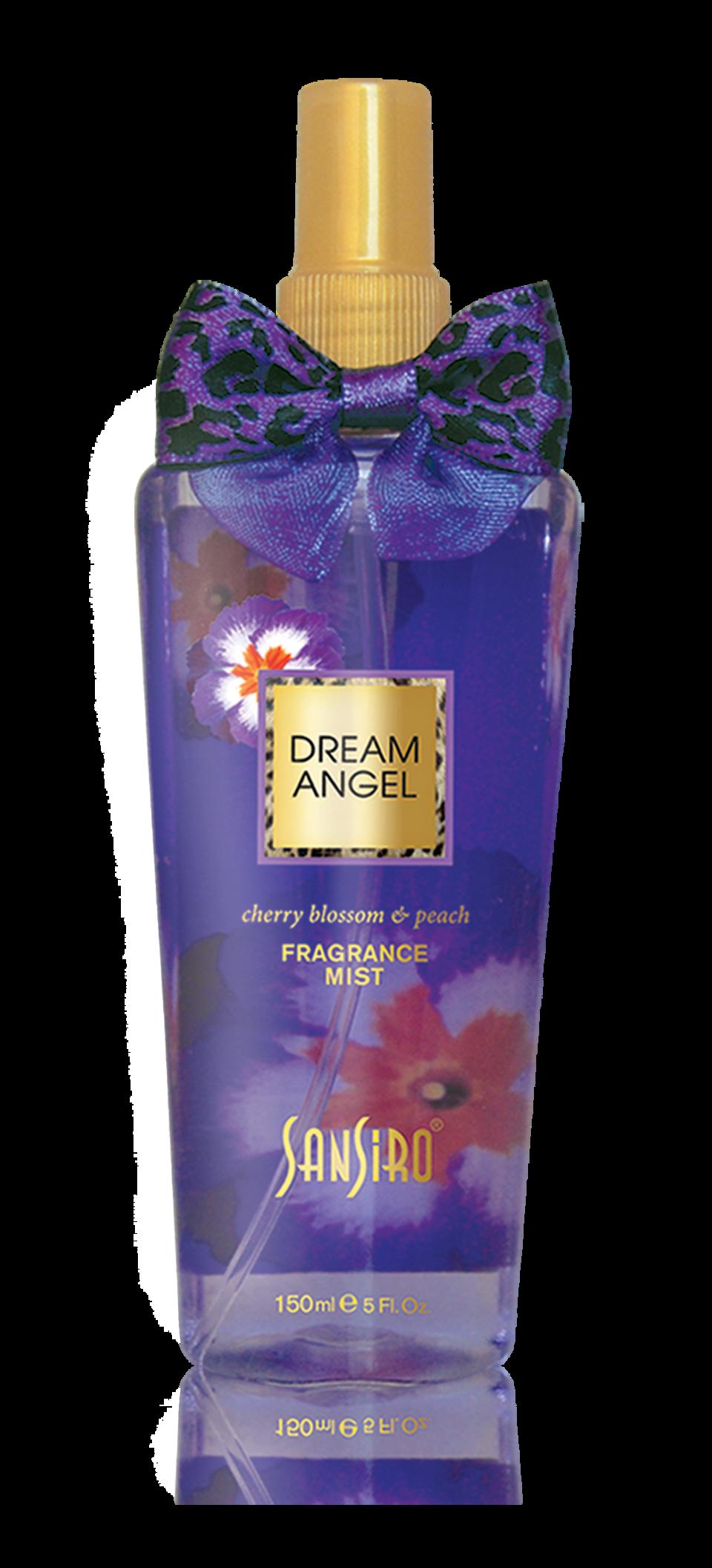 Sansiro Perfume - Body Splash - Fragrance Mist - Dream Angel