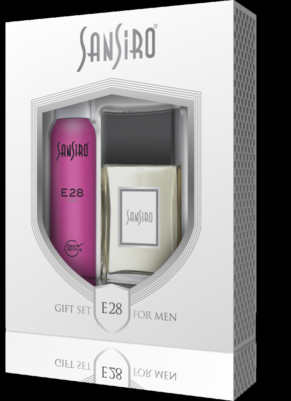 Sansiro Perfume - Gift Sets For Men - Geschenke Set E28