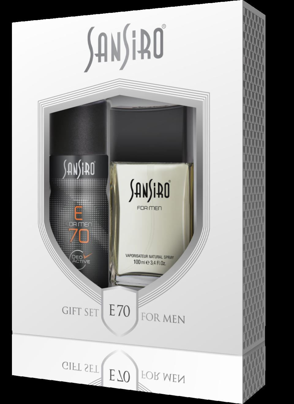 Sansiro Perfume - Gift Sets For Men - Geschenke Set E70