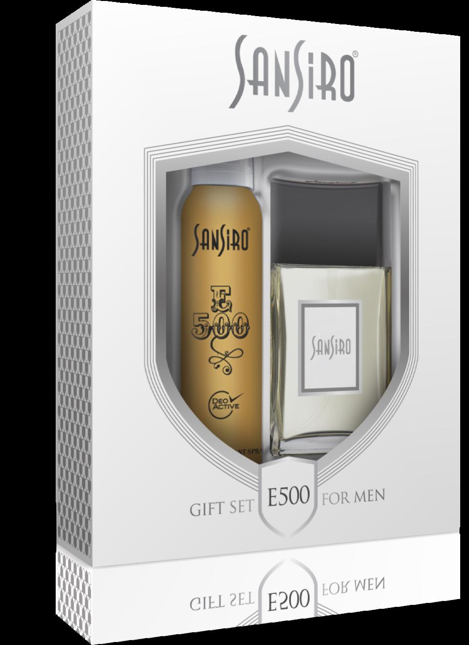 Sansiro Perfume - Gift Sets For Men - Geschenke Set E500
