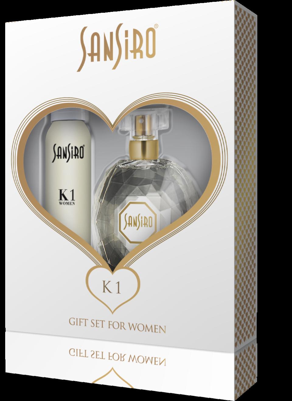 Sansiro Perfume - Gift Sets For Women - Geschenke Set K61
