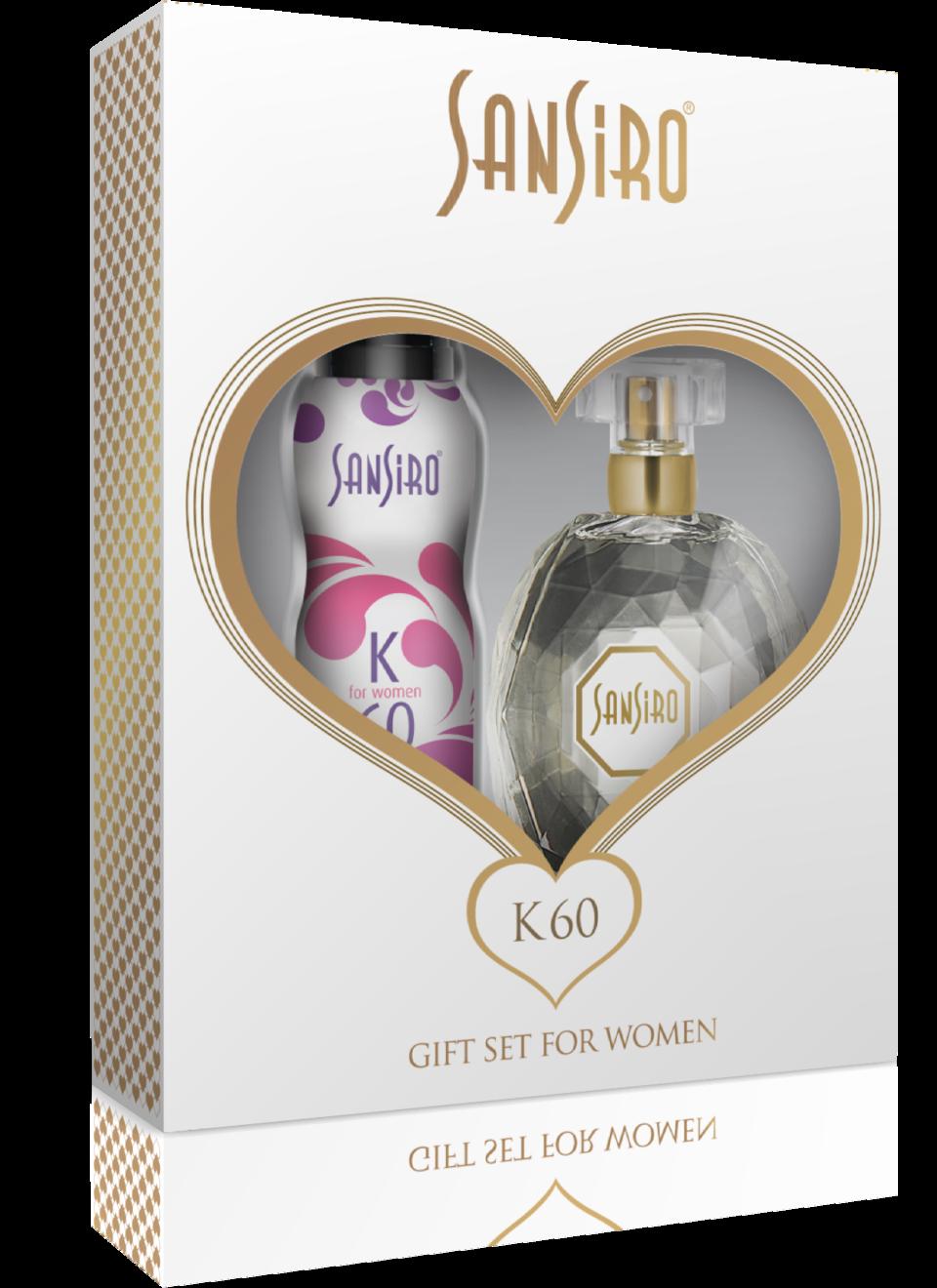 Sansiro Perfume - Gift Sets For Women - Geschenke Set K60