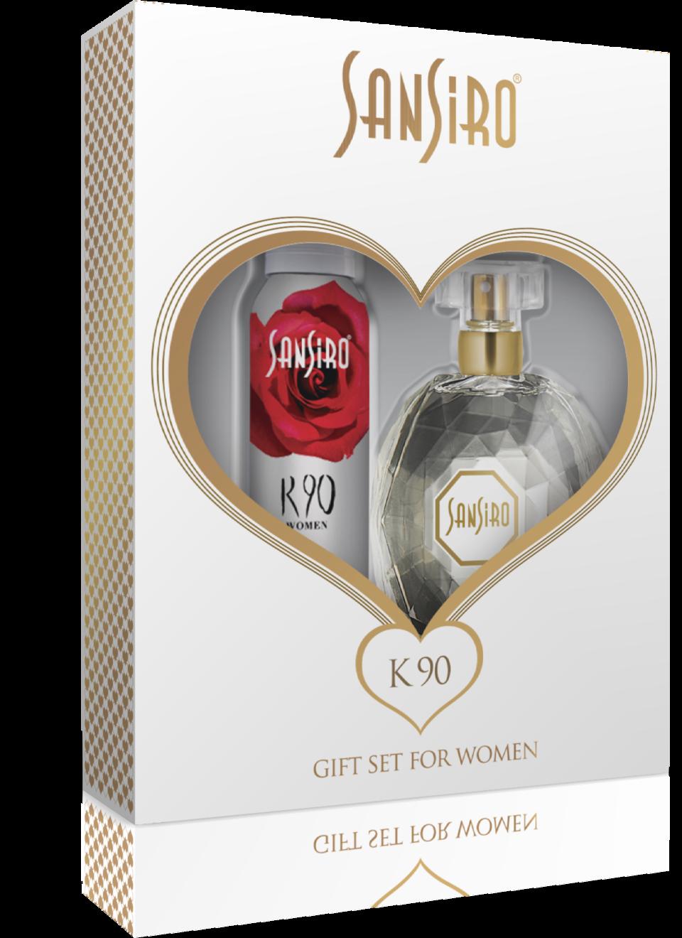 Sansiro Perfume - Gift Sets For Women - Geschenke Set K90