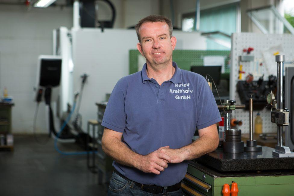 Michael Widmann Rudolf Kreitmaier GmbH